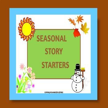 Seasonal Story Starters