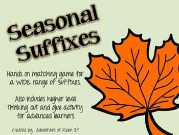 Seasonal Suffixes