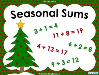 Seasonal Sums