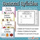 Seasonal Syllables