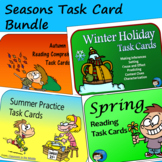 Seasons Task Card Bundle
