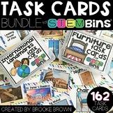 Seasonal Task Cards for STEM Bins®