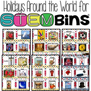 Task Cards Bundle for STEM Bins®