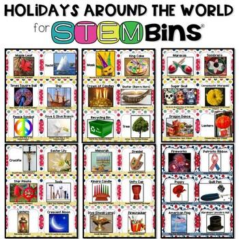 STEM Bins® Task Cards Bundle