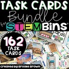 Seasonal Task Cards for STEM Bins®
