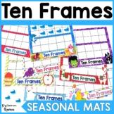 Seasonal Ten Frames