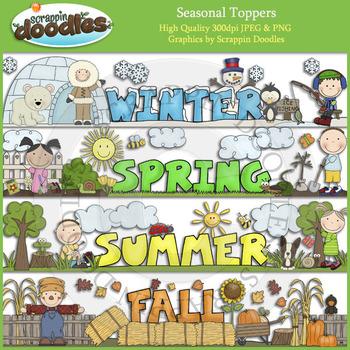 Seasonal Toppers