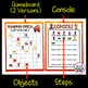 Seasonal Unplugged Coding Activities (Fall Coding Unplugged Activity)