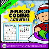 Seasonal Unplugged Coding Activities (Winter Coding Unplug