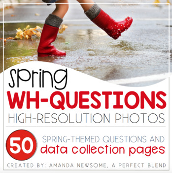 Seasonal 'WH' Questions