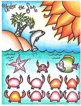 Seasonal Worksheets: PRINT N' GO!