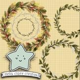 Seasonal Wreaths  {CU OK}