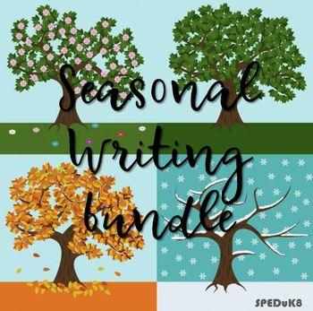 Seasonal Writing Bundle