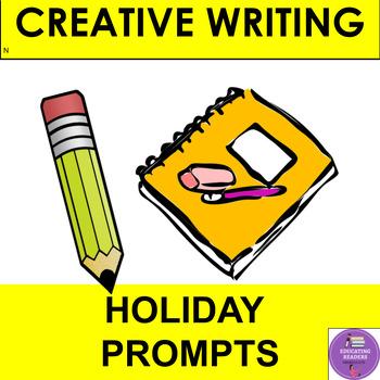 Seasonal Writing Prompt