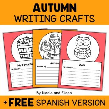Seasonal Writing Prompt Craft Bundle
