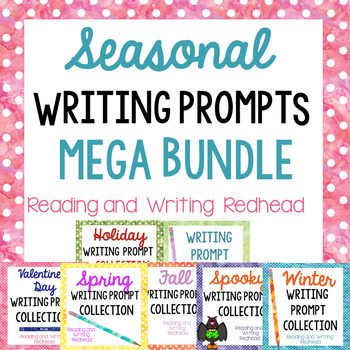 Writing Prompts Bundle - NO PREP