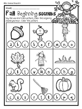 Seasonal bundle- math & literacy pack bundle (kindergarten)
