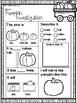 Seasonal bundle sampler- math & literacy pack bundle (kindergarten)