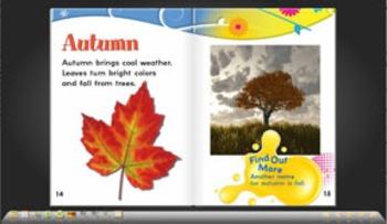 Seasons e-book
