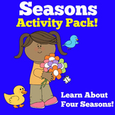 Four Seasons Activities | Four Seasons First Grade | Seaso