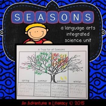 Four Seasons Unit: Winter, Spring, Summer, Fall
