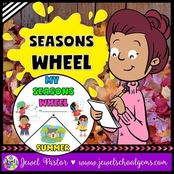 Four Seasons Activities (Four Seasons Craft)