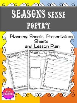 Seasons Five Senses Poetry