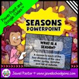 Four Seasons Activities (Four Seasons PowerPoint)