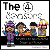 Seasons Activities and Printables
