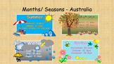 Seasons - Australia