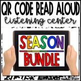 QR Code Listening Center - Seasons BUNDLE