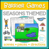 Seasons Barrier Games