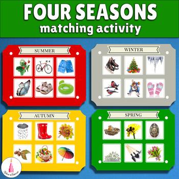 Jahreszeiten Spiel