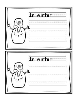 Seasons Book