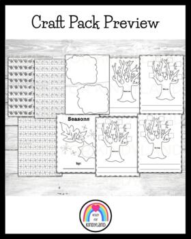 Seasons Book: Changes in the Trees