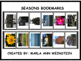 Seasons Bookmarks