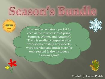 Season's Bundle