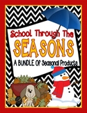 Seasons Math and Literacy