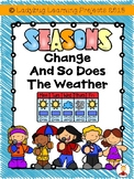 Seasons Change and So Does the Weather Mega Bundle {Ladybu