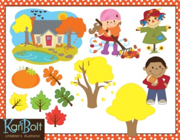 Seasons Clip Art