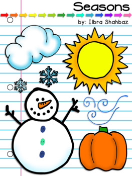 Seasons Clipart {53 Images}