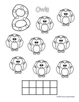 Seasons Color, Count, Order, and Sort Bundle