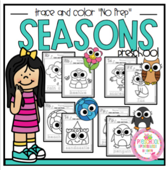 Seasons Color and Trace