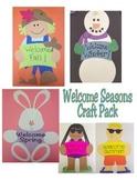 Seasons Craft Pack - 4 Craft Bundle