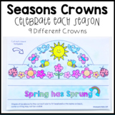 Seasons Crowns, Seasons Crafts, Spring Craft