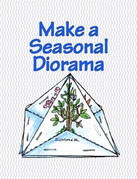 Seasons Diorama FREEBIE