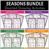 Seasons Directed Drawing BUNDLE