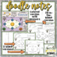 Seasons Doodle Notes & Understanding Checkpoint (Quiz) NGSS Aligned