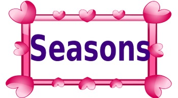 Seasons Educational Song