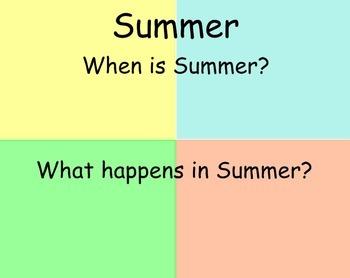 Seasons Explained